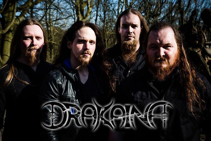Drakaina Tour Dates