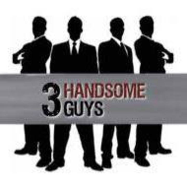 3 Handsome Guys Tour Dates