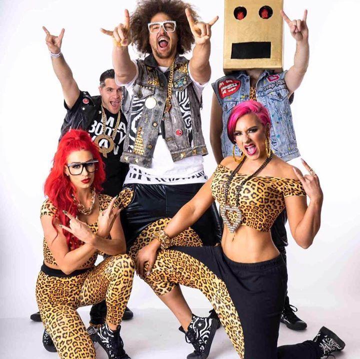 Party Rock Crew - La Freak Crew Tour Dates