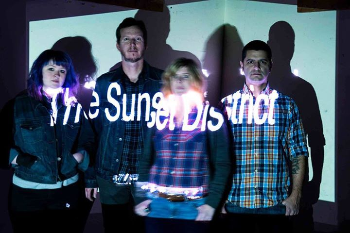 The Sunset District Tour Dates