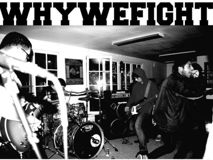 Why We FightHC Tour Dates