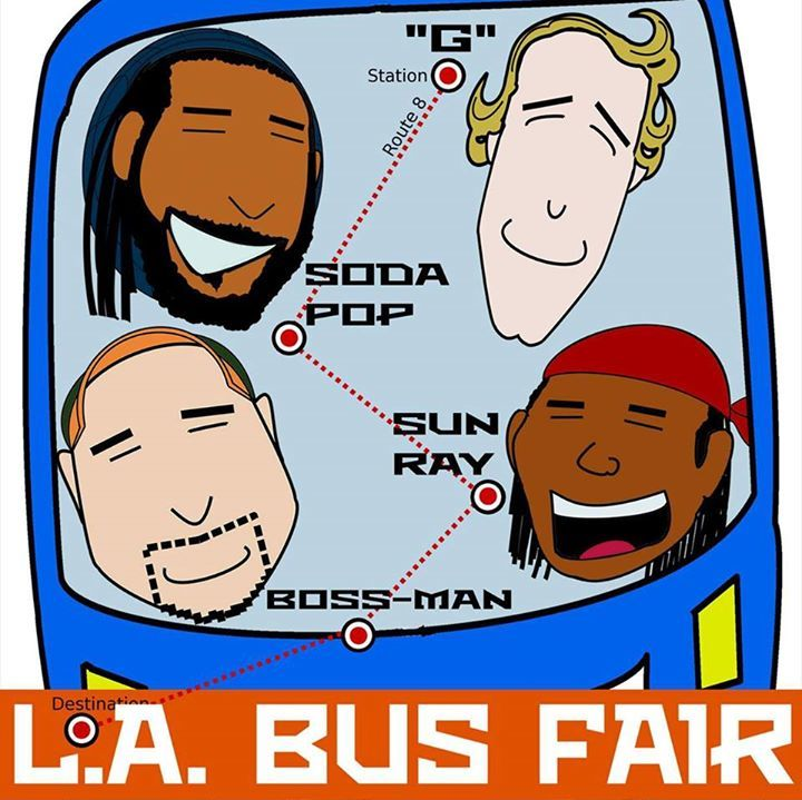 L.A. Bus Fair Tour Dates