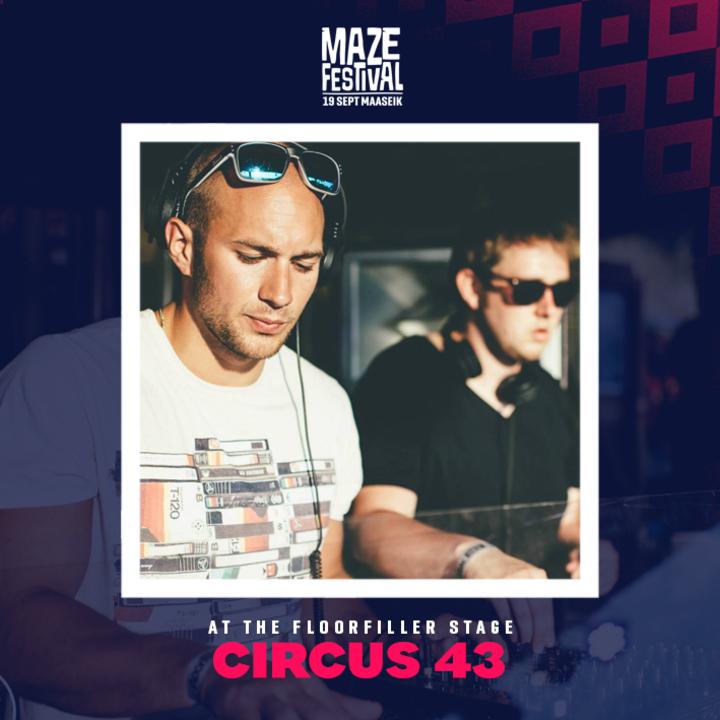 Circus 43 Tour Dates