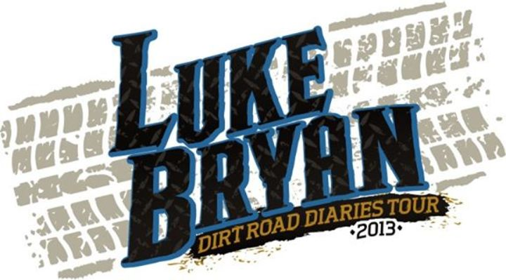 LUKE BRYAN Dirt Road Diaries Tour Tour Dates