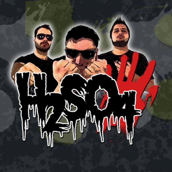 H2SO4 ROCK Tour Dates