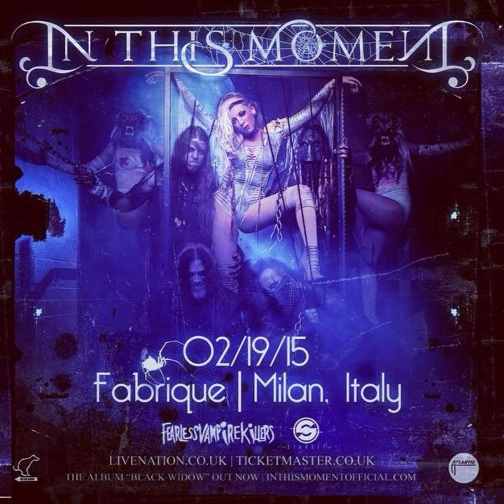In this moment ITALY Tour Dates