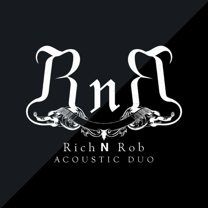 Rob'n Rich Rock acoustic duo Tour Dates