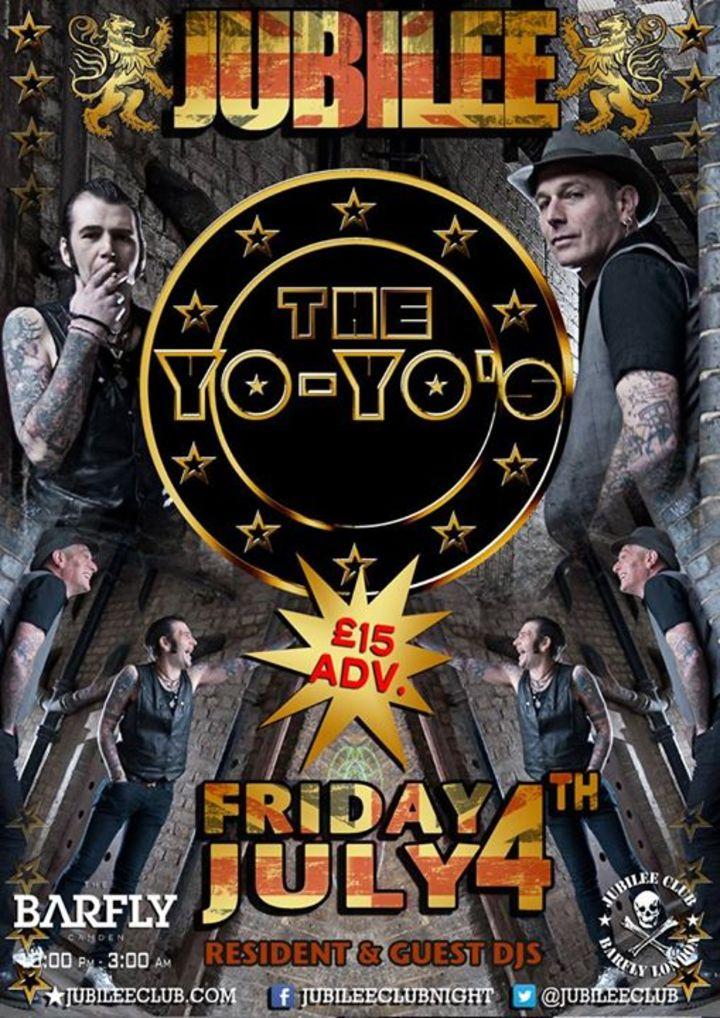 The Yoyo's Tour Dates