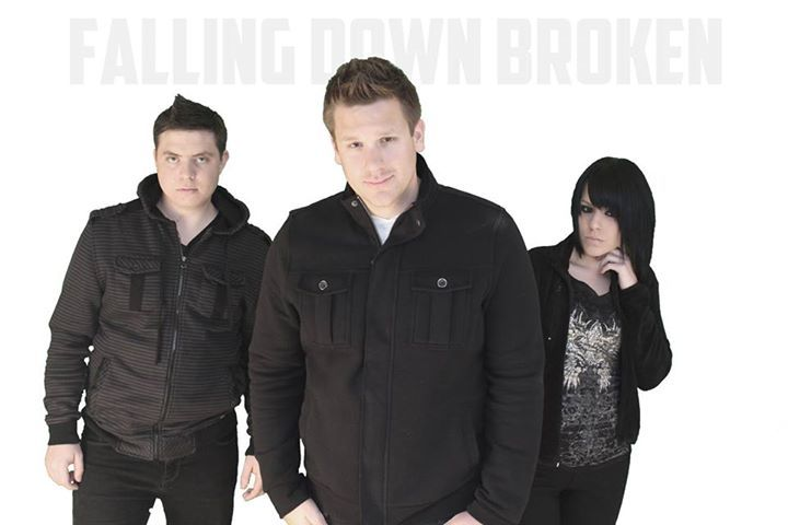Falling Down Broken Tour Dates