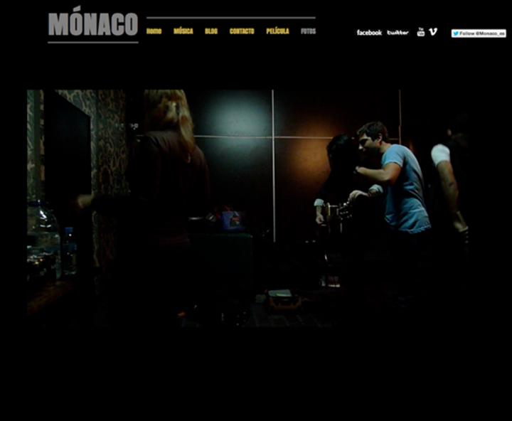 Monaco Tour Dates