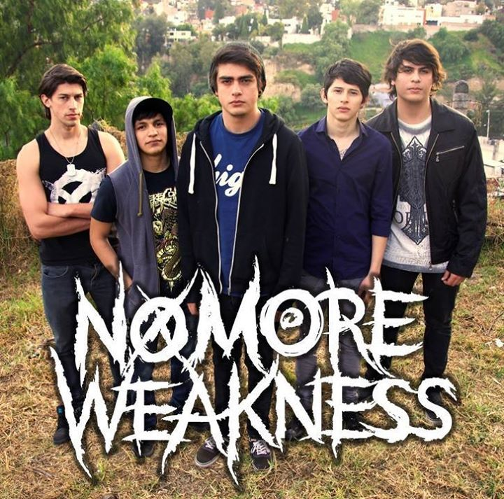 No More Weakness Tour Dates