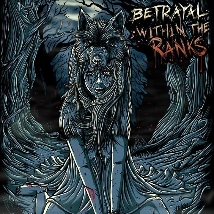 Betrayal Within The Ranks Tour Dates