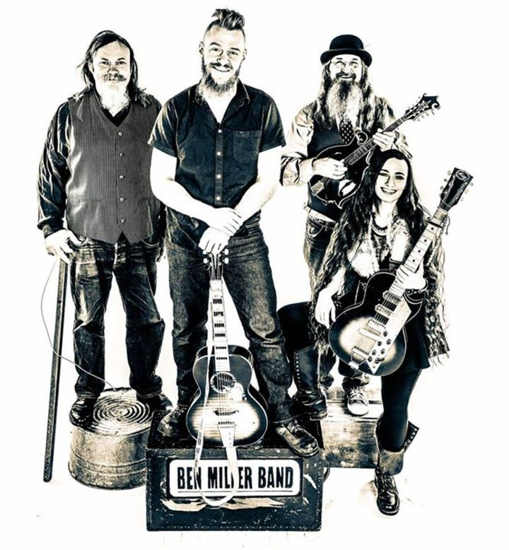 The Ben Miller Band @ The Washington - Burlington, IA