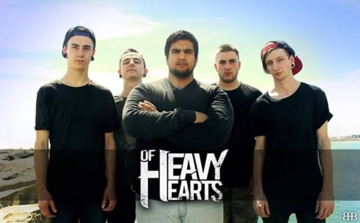 Of Heavy Hearts Tour Dates