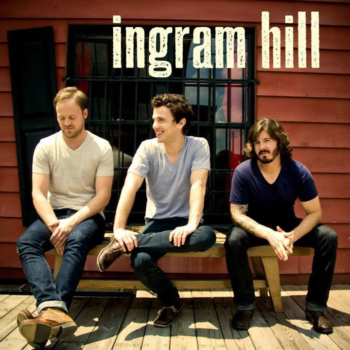 Ingram Hill Tour Dates