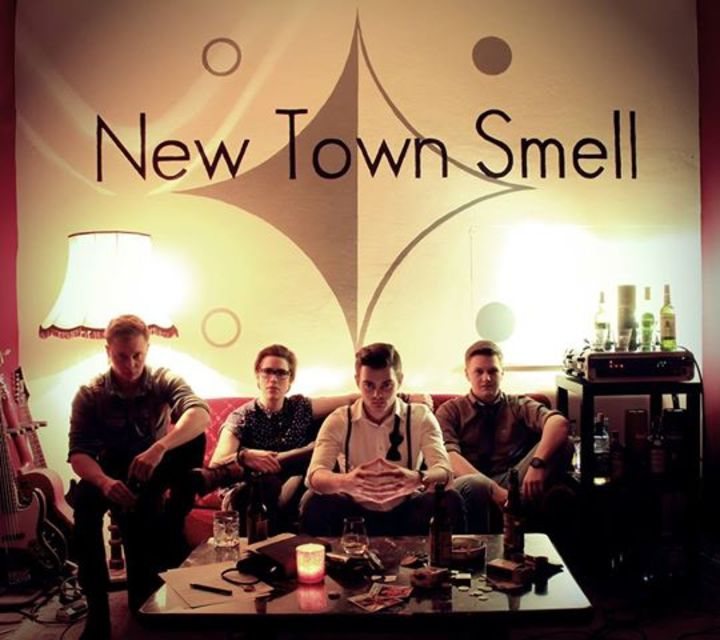 New Town Smell Tour Dates