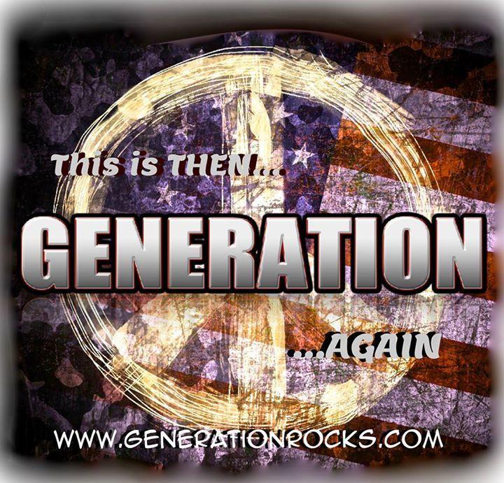 Generation Tour Dates