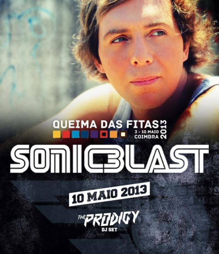 Sonicblast Magget Tour Dates