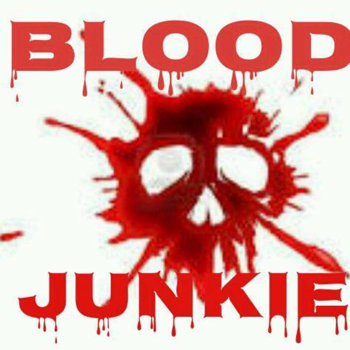 Blood Junkie Tour Dates