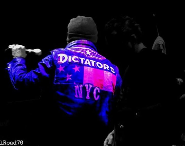The Dictators NYC @ dabadaba - San Sebastian, Spain