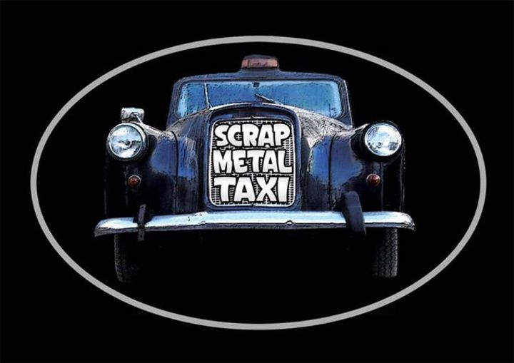 Scrap Metal Taxi Tour Dates