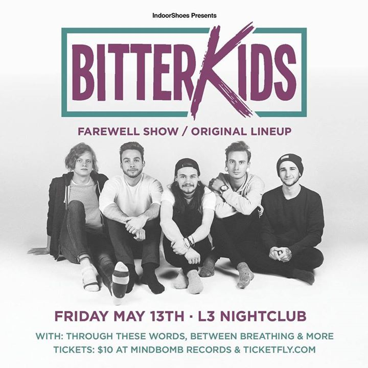 Bitter Kids Tour Dates