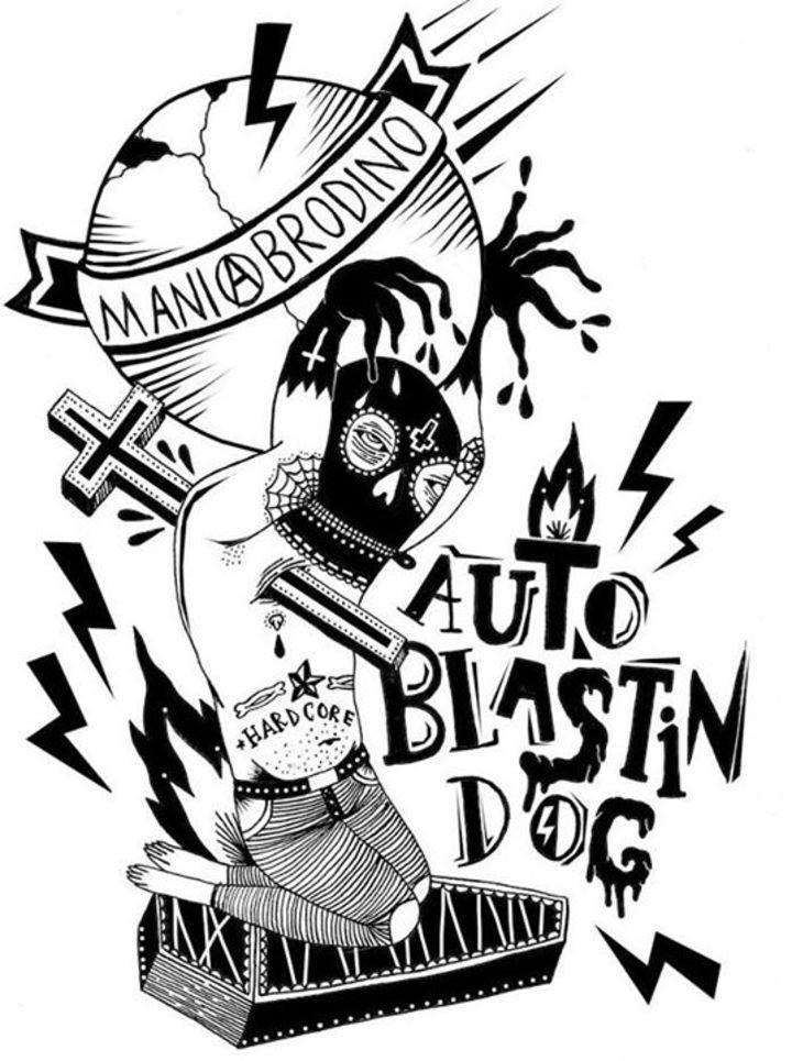 AutoBlastinDog Tour Dates