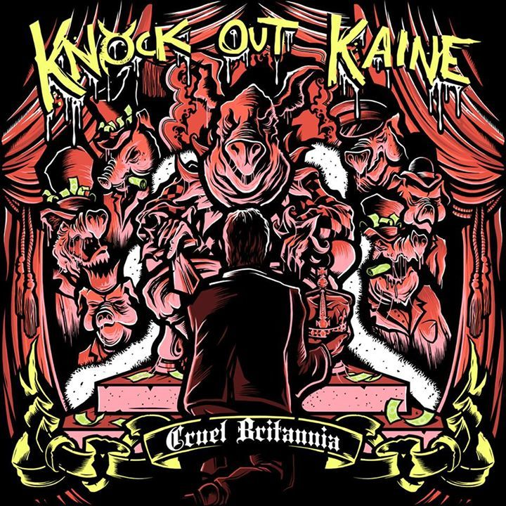 Knock Out Kaine Tour Dates