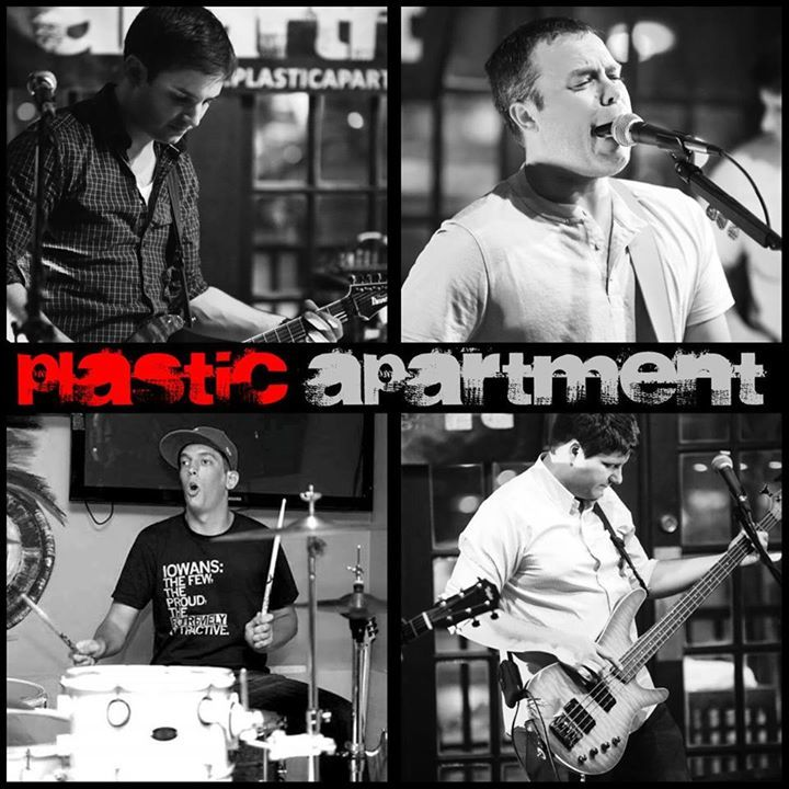 Plastic Apartment Tour Dates