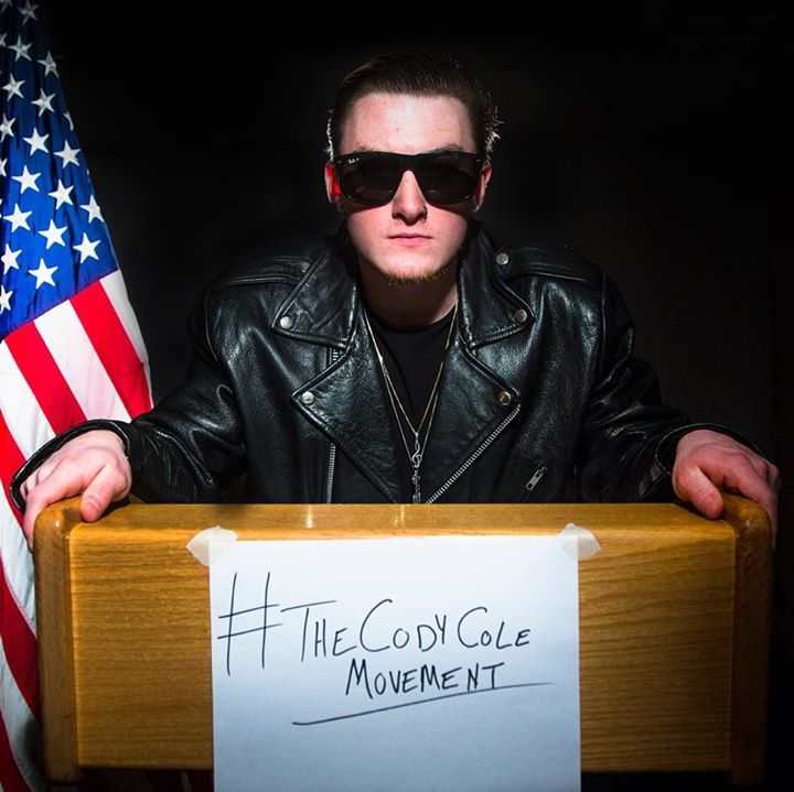 Cody Cole Tour Dates