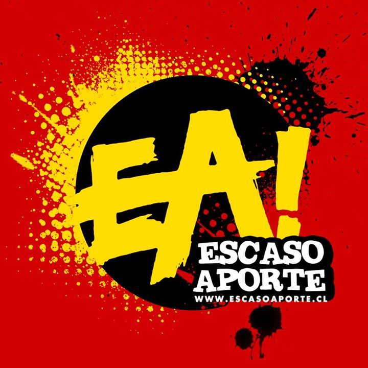 Escaso Aporte Tour Dates