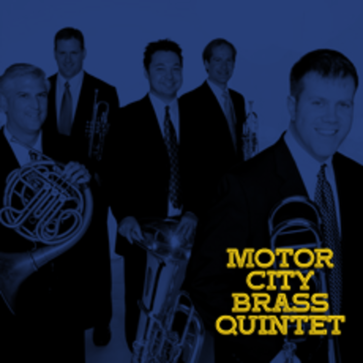 The Motor City Brass Quintet Tour Dates