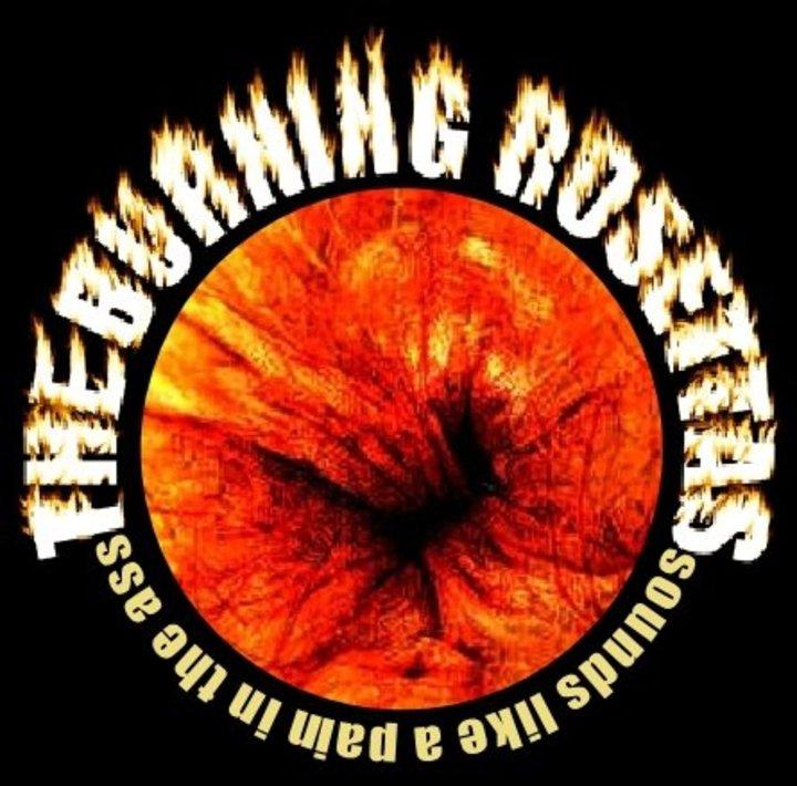 The Burning Rosettas Tour Dates