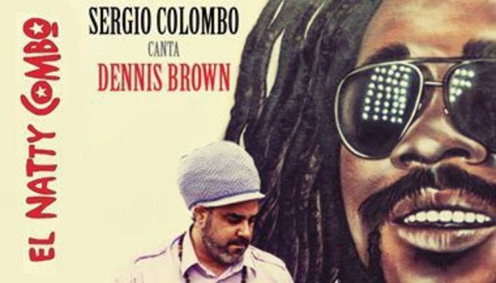 Sergio Colombo canta Dennis Brown Tour Dates