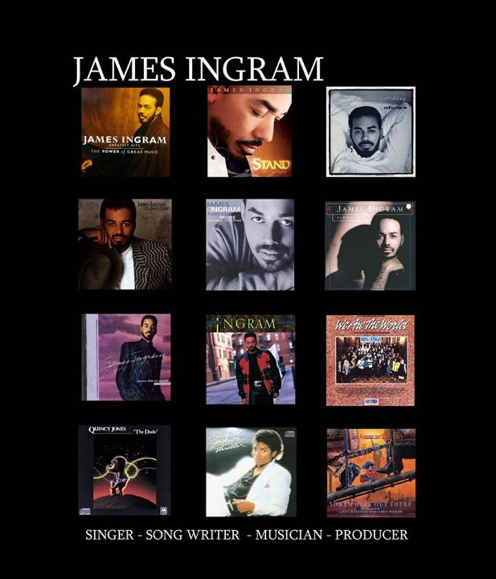 James Ingram Tour Dates