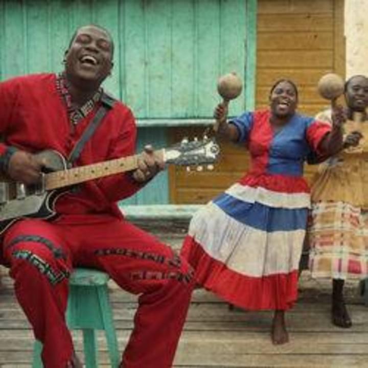 the Garifuna Collective Tour Dates