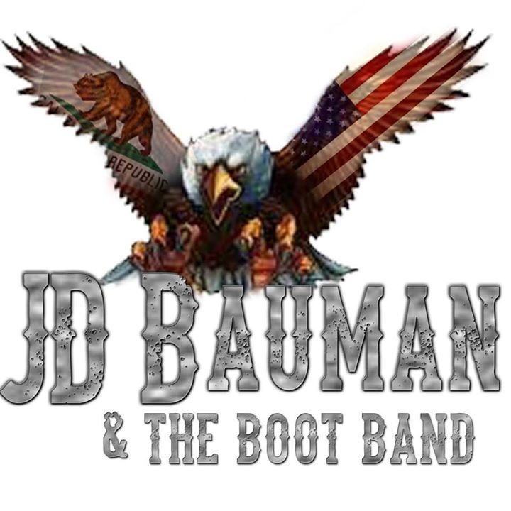 JD Bauman and The Boot Band Tour Dates
