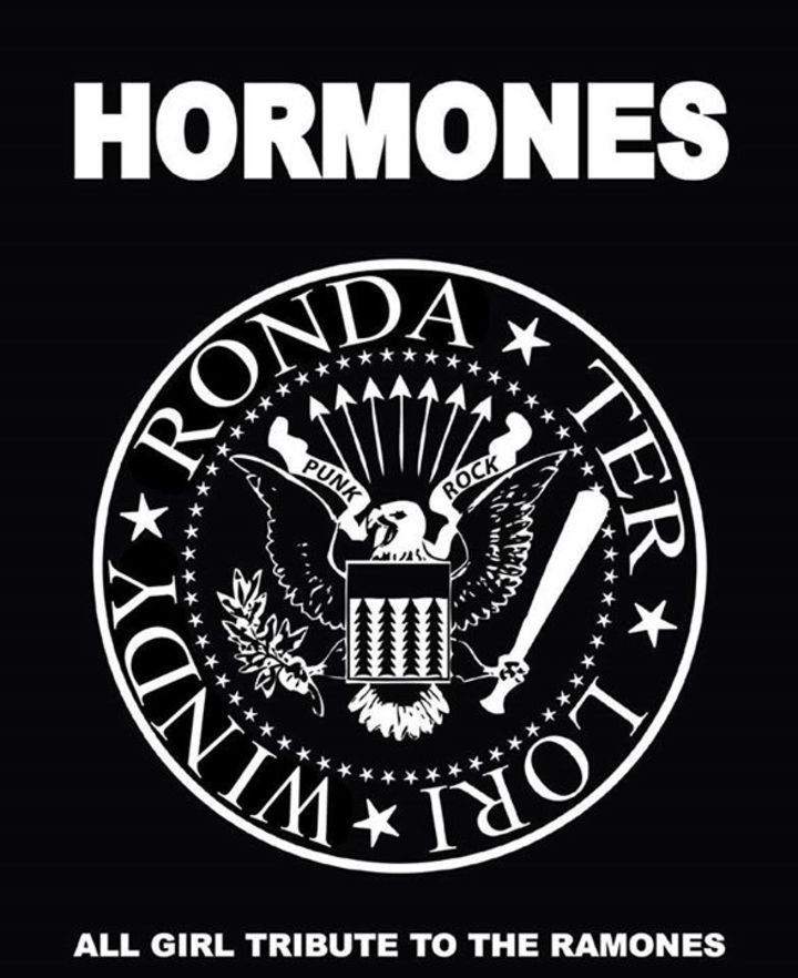 The Hormones All Girl Tribute to The Ramones @ Uptown Nightclub - Oakland, CA