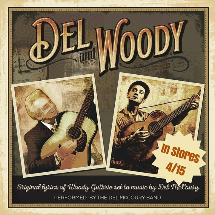 The Del McCoury Band Tour Dates