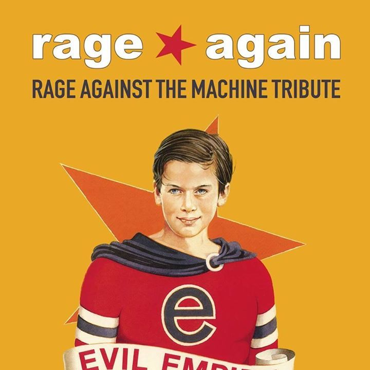 Rage Again Tour Dates