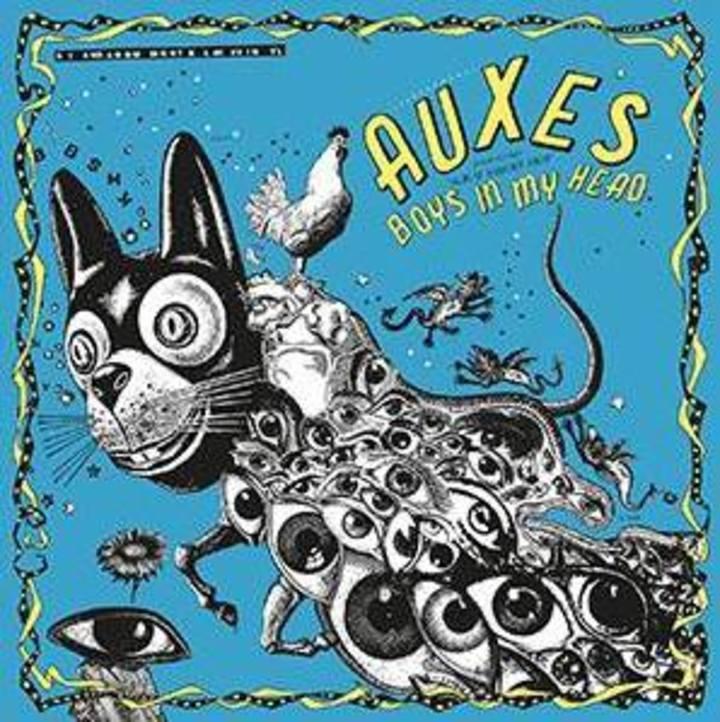 Auxes Tour Dates