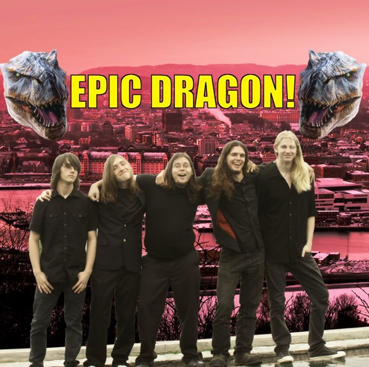 Epic Dragon Tour Dates
