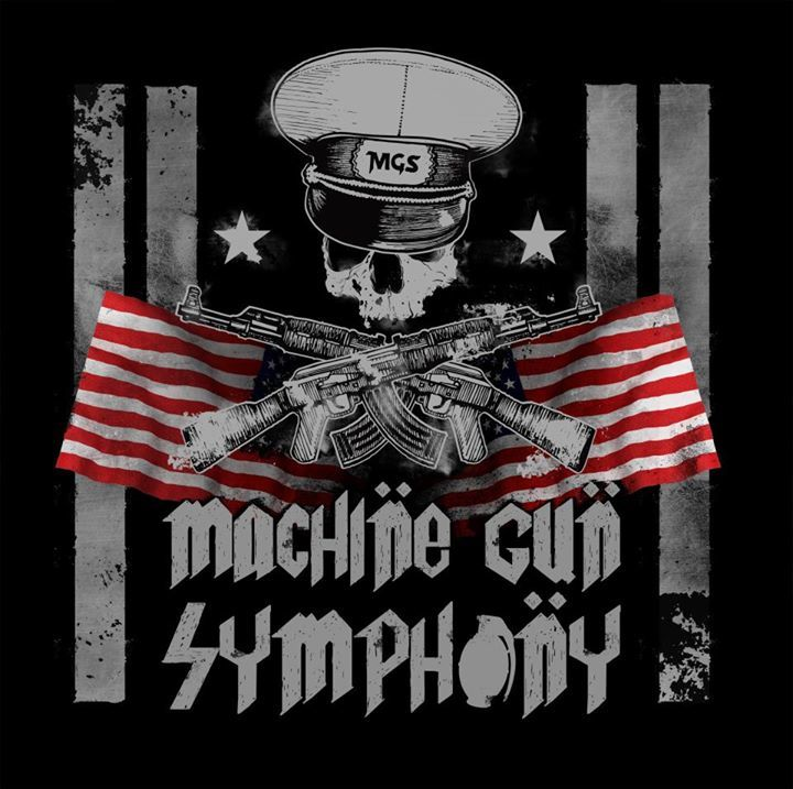 Machine Gun Symphony Tour Dates