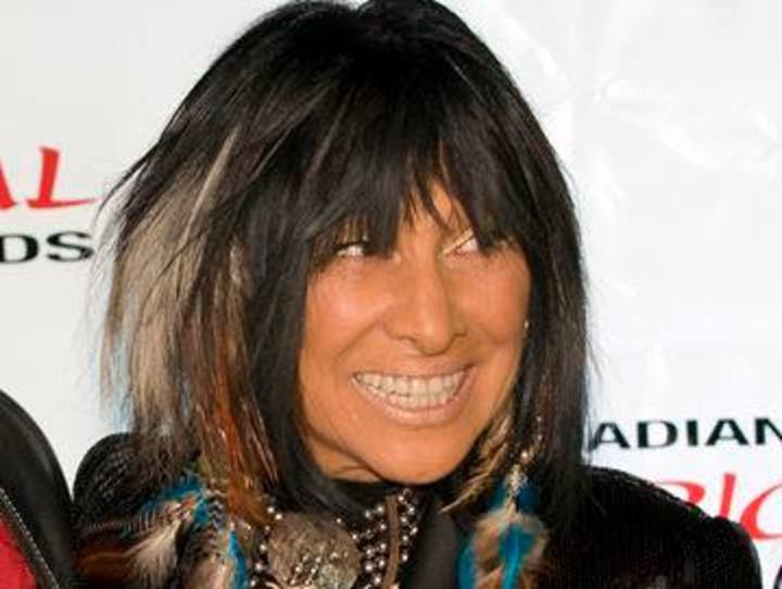 Buffy Sainte-Marie @ Winnipeg Folk Festival - Birds Hill, Canada