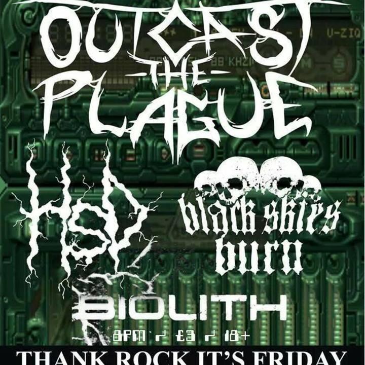 Outcast The Plague Tour Dates