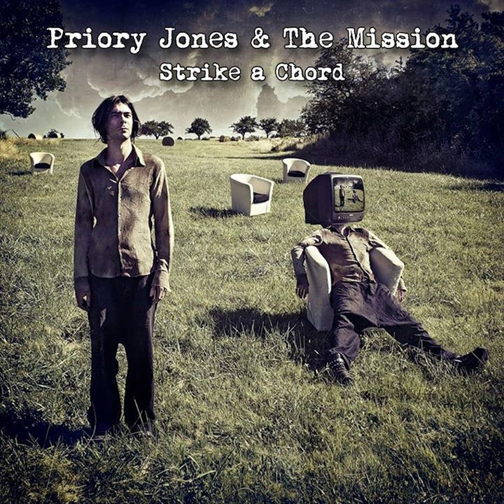 Priory Jones and The Mission Tour Dates