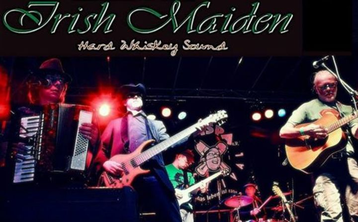 Irish Maiden Tour Dates