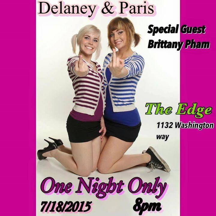 Delaney & Paris Tour Dates