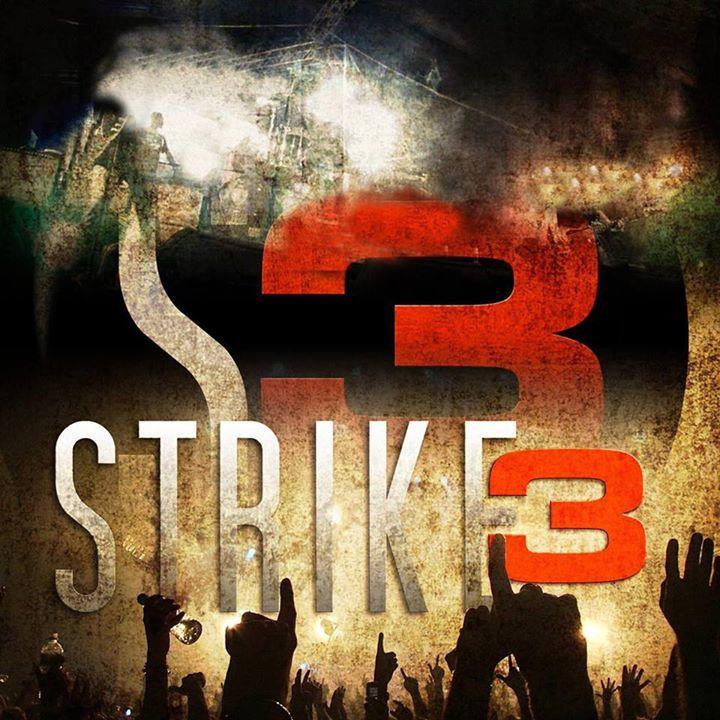 Strike 3 Tour Dates