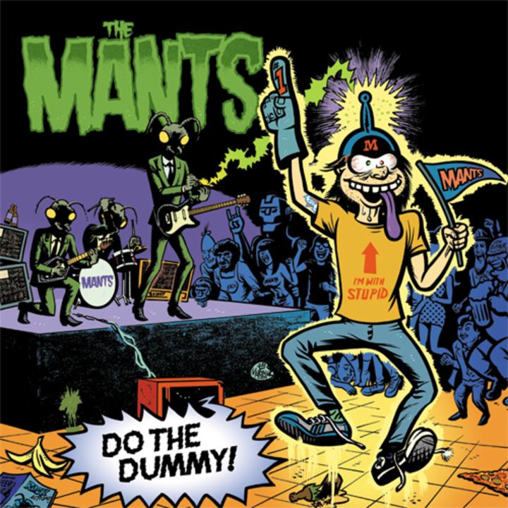 The Mants Tour Dates
